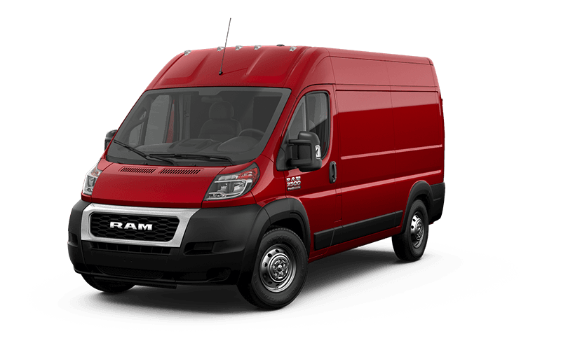 2020 Ram ProMaster® 3500 High Roof 136 in. WB