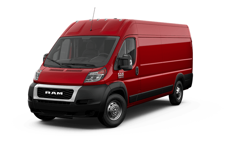 2020 Ram ProMaster® 3500 High Roof Extended 159 in. WB