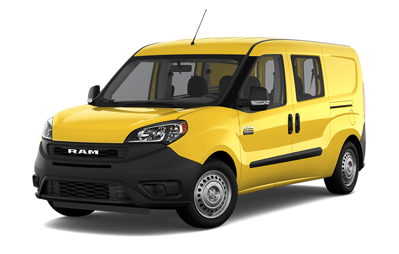 2020 Ram ProMaster City® Wagon ST - Broom Yellow