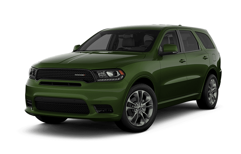 2020 Dodge Durango GT - F8 Green Metallic