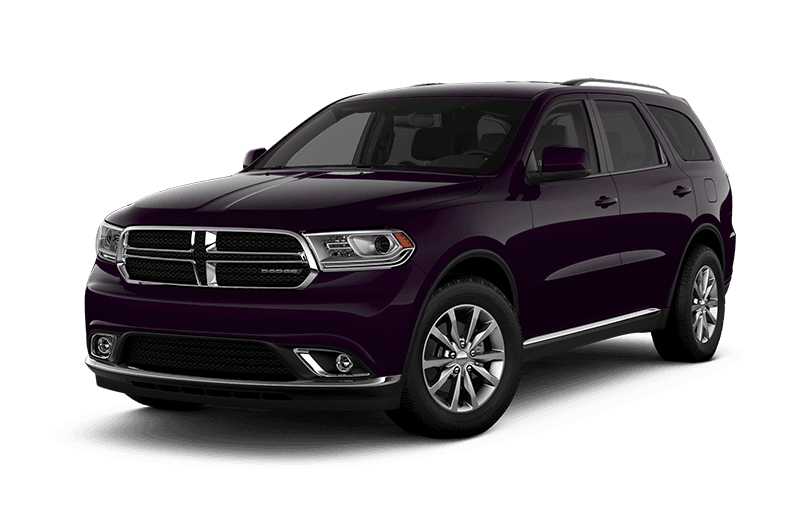 2020 Dodge Durango SXT - Ultraviolet Metallic