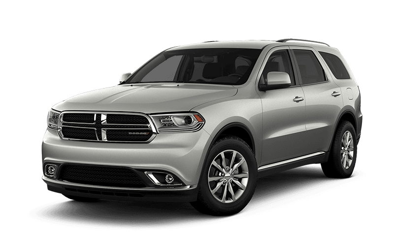 2020 Dodge Durango SXT - Vice White