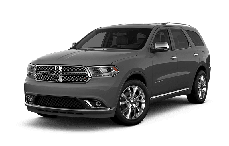 2020 Dodge Durango Citadel - Destroyer Grey