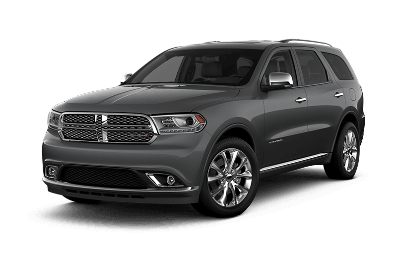 2020 Dodge Durango Citadel - Billet Metallic