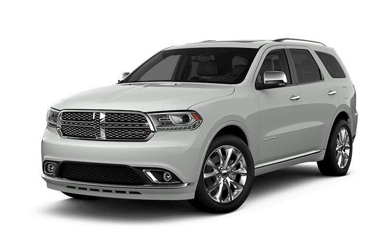 2020 Dodge Durango Citadel - White Knuckle