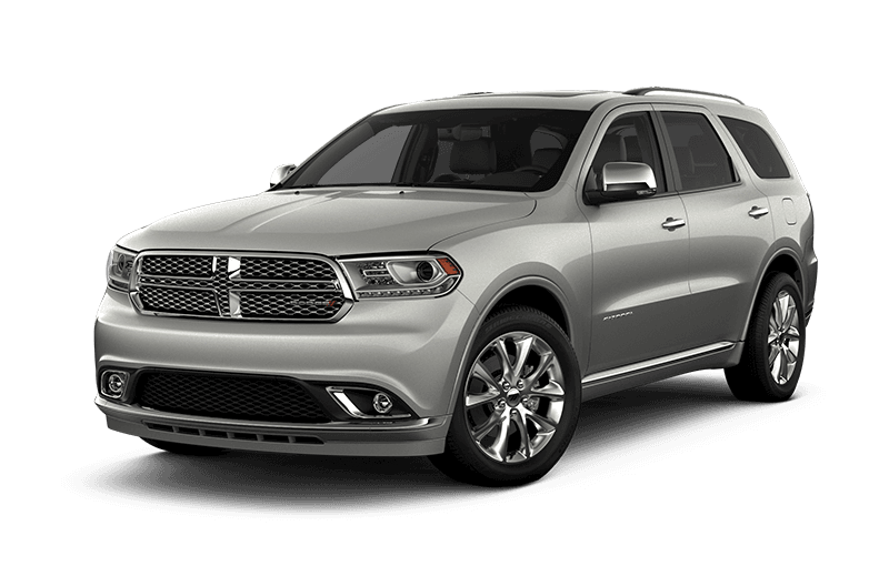2020 Dodge Durango Citadel - Vice White