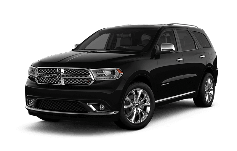2020 Dodge Durango Citadel - DB Black