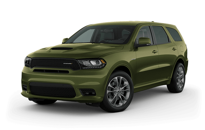 2020 Dodge Durango R/T - F8 Green Metallic
