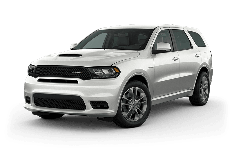 2020 Dodge Durango R/T - Vice White