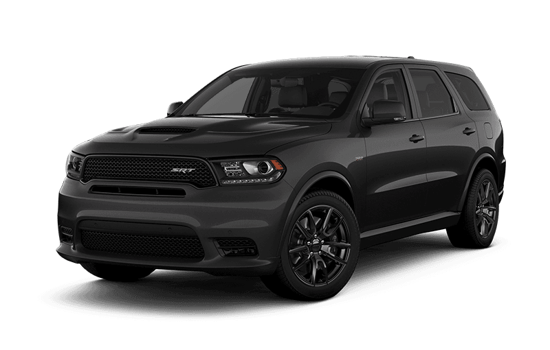 2020 Dodge Durango SRT - Granite Crystal Metallic