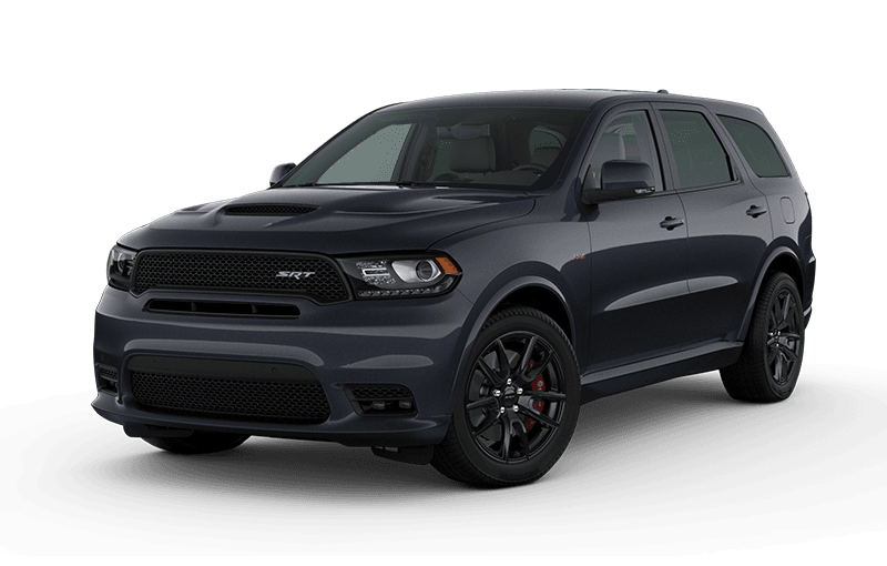 2020 Dodge Durango SRT - Blue Shade Pearl