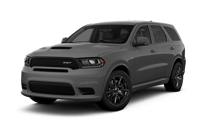 2020 Dodge Durango SRT - Destroyer Grey