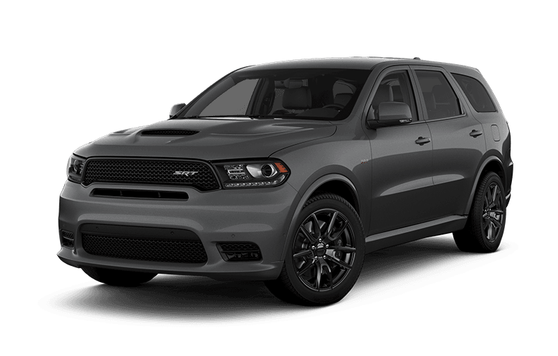 2020 Dodge Durango SRT - Billet Metallic