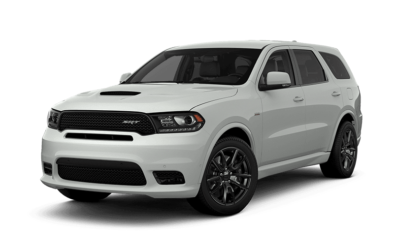 2020 Dodge Durango SRT - White Knuckle