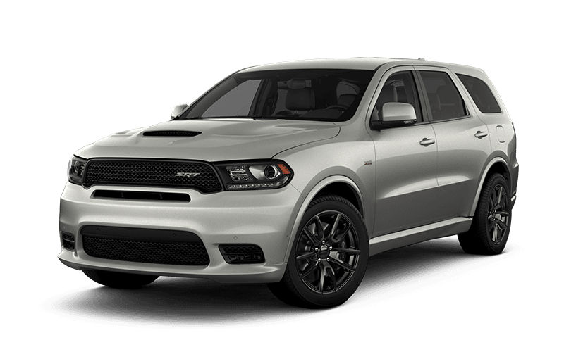 2020 Dodge Durango SRT - Vice White