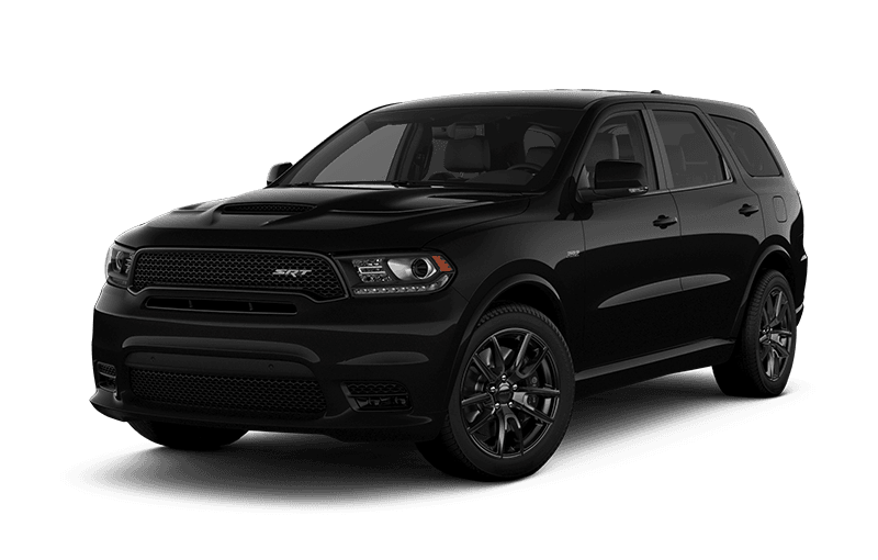 2020 Dodge Durango SRT - DB Black