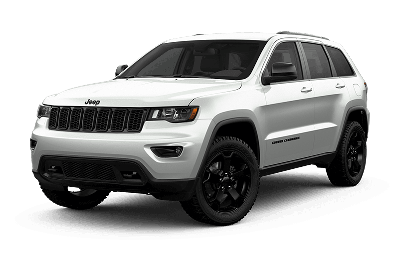 2020 Jeep® Grand Cherokee Upland - Bright White