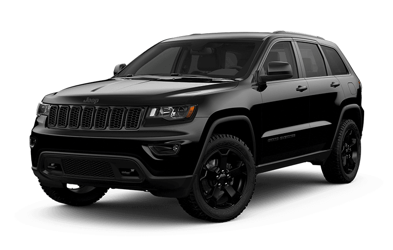 2020 Jeep® Grand Cherokee Upland - Diamond Black Crystal Pearl