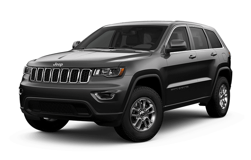 2020 Jeep® Grand Cherokee Laredo - Granite Crystal Metallic