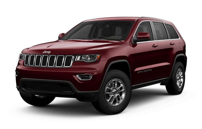 2020 Jeep Grand Cherokee High Altitude Black