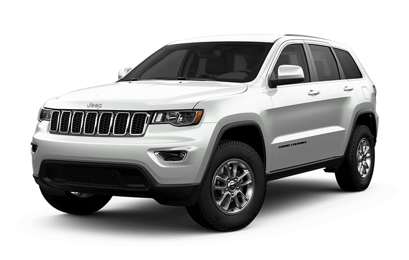 2020 Jeep® Grand Cherokee Laredo - Bright White