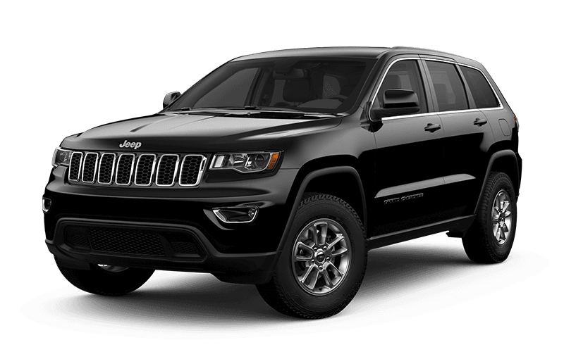 2020 Jeep® Grand Cherokee Laredo - Diamond Black Crystal Pearl