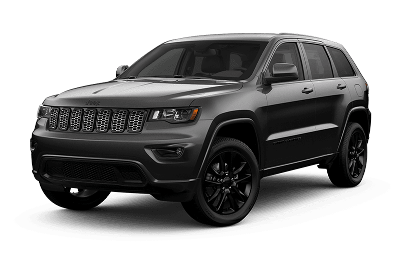 2020 Jeep® Grand Cherokee Altitude - Granite Crystal Metallic