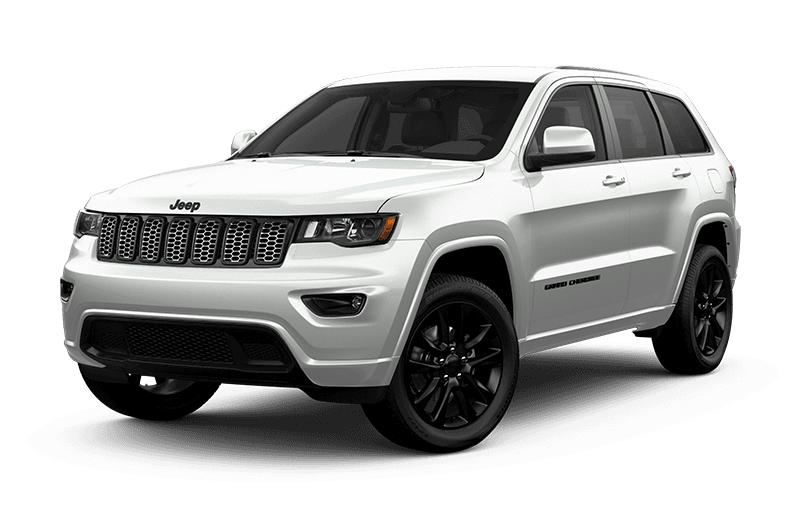 2020 Jeep® Grand Cherokee Altitude - Bright White