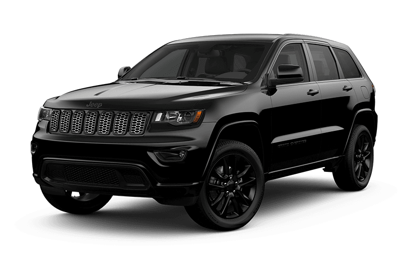 2020 Jeep® Grand Cherokee Altitude - Diamond Black Crystal Pearl