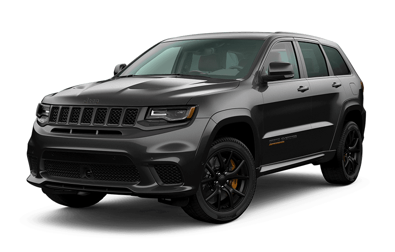 2020 Jeep® Grand Cherokee TrackhawkTM - Granite Crystal Metallic