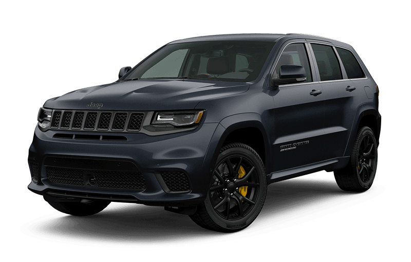 2020 Jeep® Grand Cherokee TrackhawkTM - Slate Blue