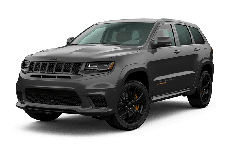 2020 Jeep® Grand Cherokee TrackhawkTM - Sting-Grey