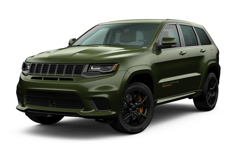 2020 Jeep® Grand Cherokee TrackhawkTM
