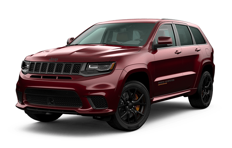 2020 Jeep® Grand Cherokee TrackhawkTM - Velvet Red Pearl