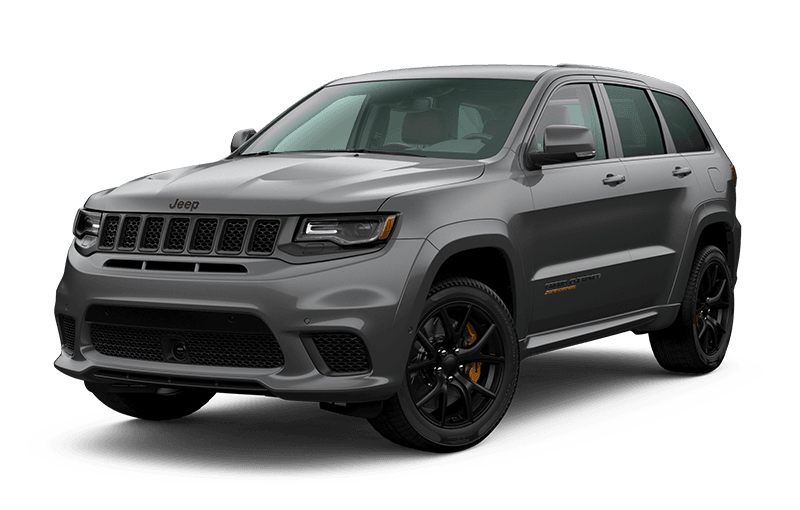 2020 Jeep® Grand Cherokee TrackhawkTM - Billet Metallic
