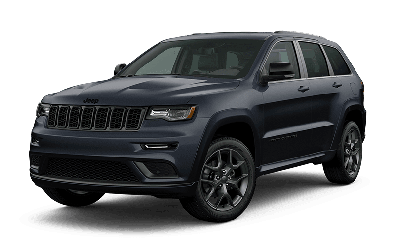 All Black Jeep Grand Cherokee 2020