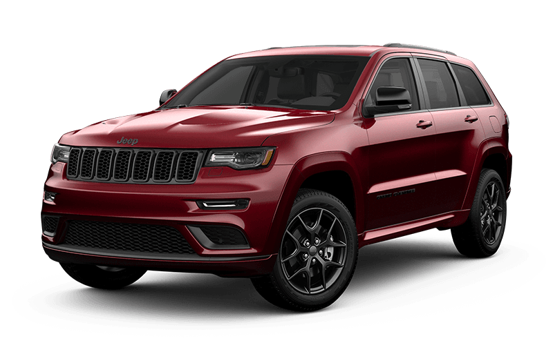 2020 Jeep® Grand Cherokee Limited X - Velvet Red Pearl