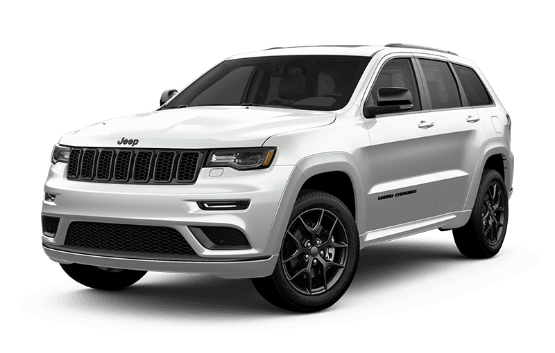 2020 Jeep® Grand Cherokee Limited X - Bright White