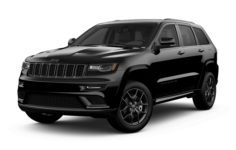 2020 Jeep® Grand Cherokee Limited X - Diamond Black Crystal Pearl