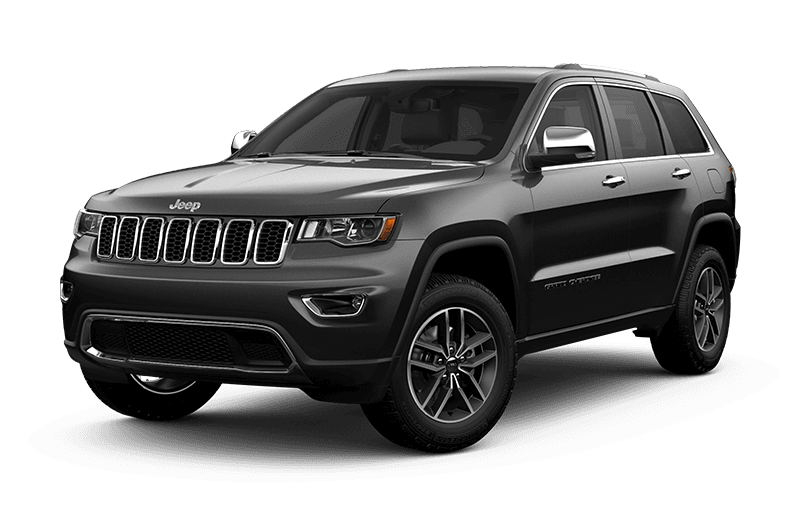 2020 Jeep® Grand Cherokee Limited - Granite Crystal Metallic