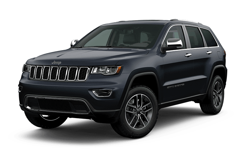 2020 Jeep® Grand Cherokee Limited - Slate Blue