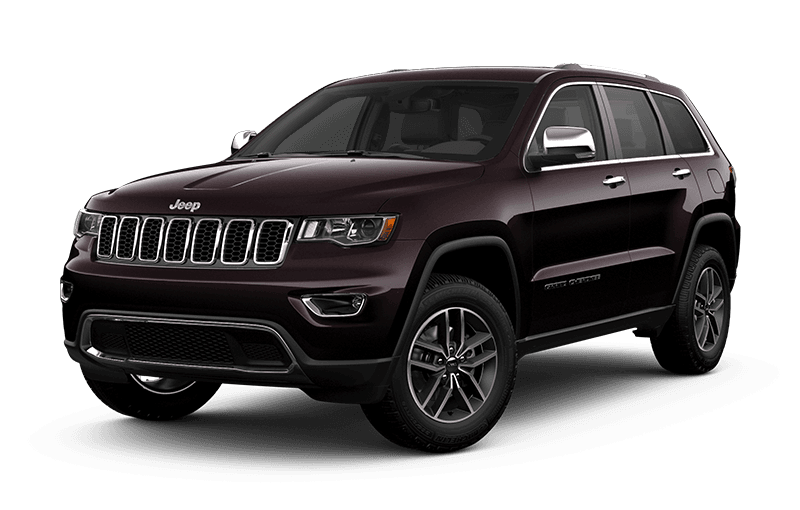 2020 Jeep Cherokee Limited Black