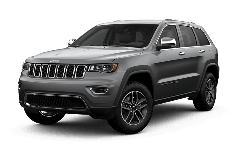 2020 Jeep® Grand Cherokee Limited - Billet Metallic