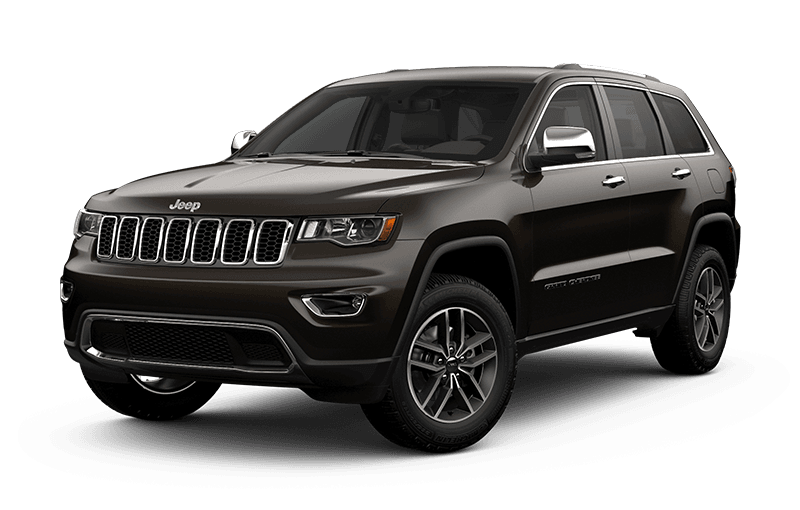 2020 Jeep® Grand Cherokee Limited - Walnut Brown Metallic