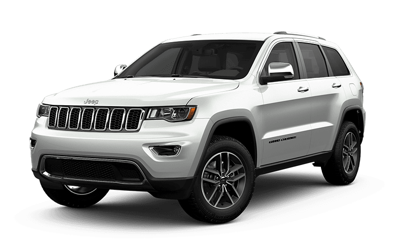 2020 Jeep® Grand Cherokee Limited - Bright White