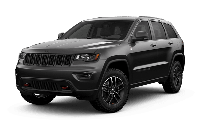 2020 Jeep® Grand Cherokee Trailhawk® - Granite Crystal Metallic