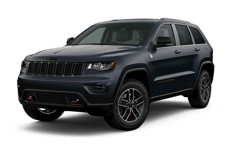 2020 Jeep® Grand Cherokee Trailhawk® - Slate Blue