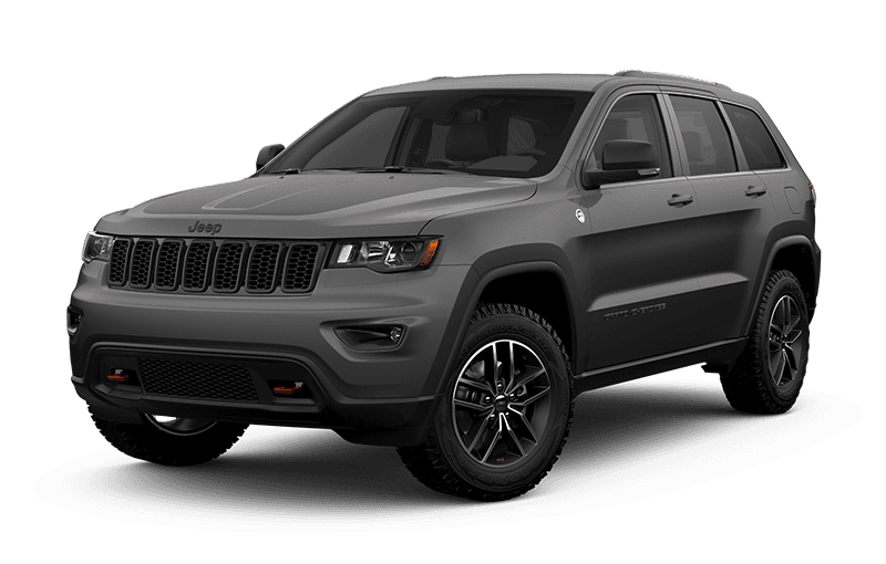 2020 Jeep® Grand Cherokee Trailhawk® - Sting-Grey