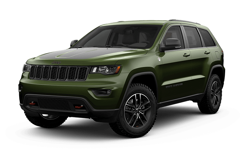 2020 Jeep® Grand Cherokee Trailhawk®