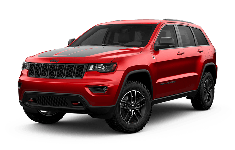 2020 Jeep® Grand Cherokee Trailhawk® - Redline Pearl